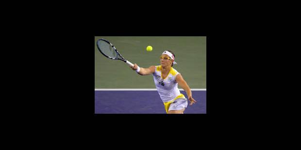 Kirsten Flipkens confirme sa participation à la Fed Cup - La Libre