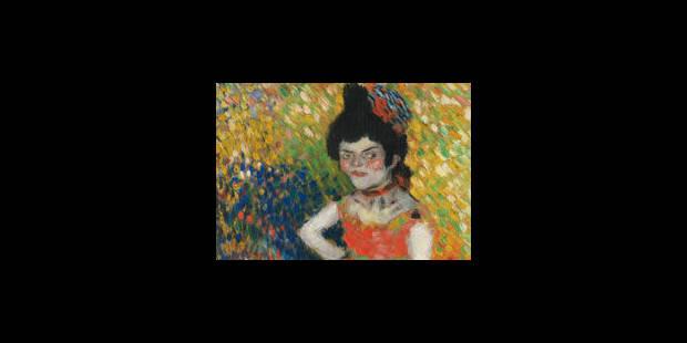 Quand Picasso devint un génie - La Libre