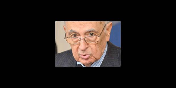 Giorgio Napolitano rempile - La Libre