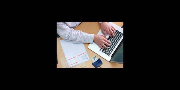 Tax-On-Web: Premiers rentrés, premiers remboursés ! - La Libre