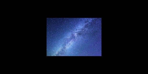 Une galaxie massive dont la lumière a été émise dans l'enfance de l'Univers - La Libre