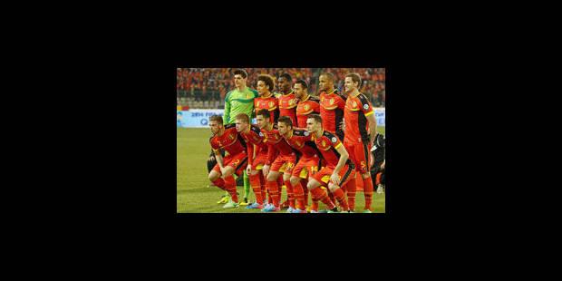 Classement FIFA: les Diables Rouges dans le top 15 ! - La Libre
