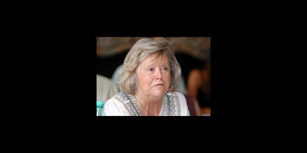 Acquittement pour Anne-Marie Lizin - La Libre