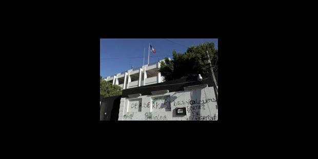 Une seconde ambassade française menacée - La Libre