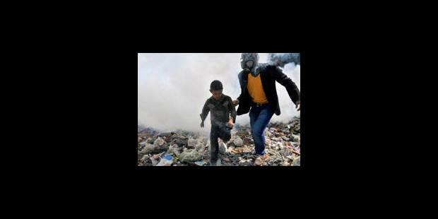 """La Syrie a-t-elle franchi """"la ligne rouge""""? - La Libre"""