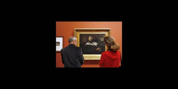 L'origine du monde de Courbet - La Libre