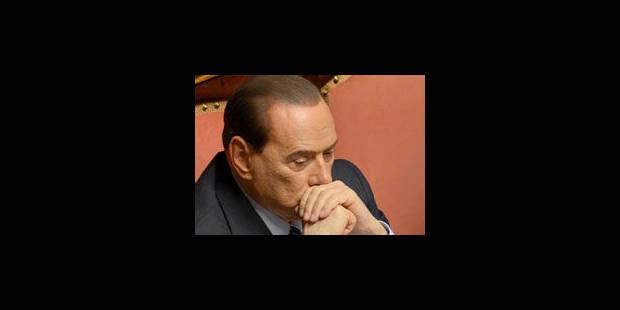 Une lettre suspecte adressée à Silvio Berlusconi - La Libre