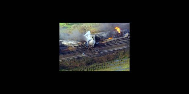 Explosion à Schellebelle: de nouvelles évacuations de riverains possibles - La Libre