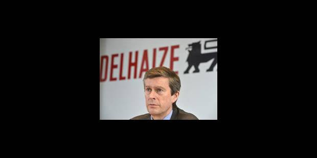 Delhaize: Pierre-Olivier Beckers quitte son poste - La Libre