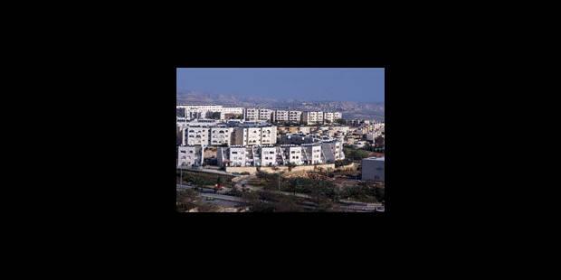 Israël donne son feu vert pour des logements en Cisjordanie - La Libre