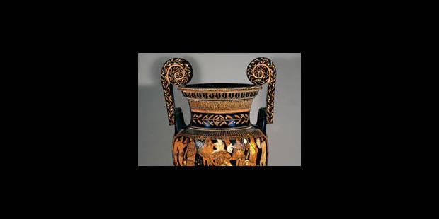 La Grèce exige à l'Allemagne ses antiquités, pillées par les nazis