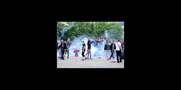 Incidents PSG: Valls mis en cause dans les violences - La Libre
