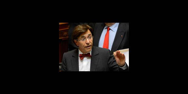 Elio Di Rupo renvoie le FDF à ses responsabilités - La Libre