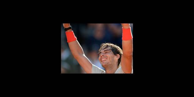 Nadal et Serena Williams remportent le Masters de Rome - La Libre