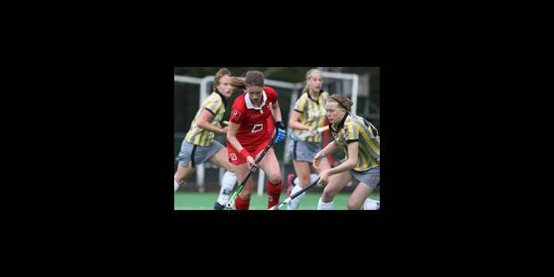 Les dames de l'Antwerp championnes de Belgique - La Libre