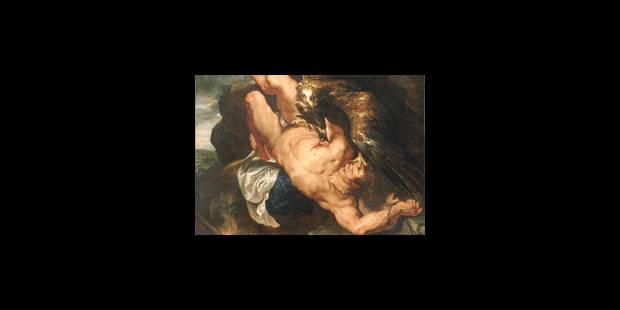 L'Europe d'un Rubens artiste et diplomate
