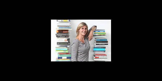 """Annick Hovine, journaliste de """"La Libre Belgique"""" et lauréate du Prix Belfius - La Libre"""