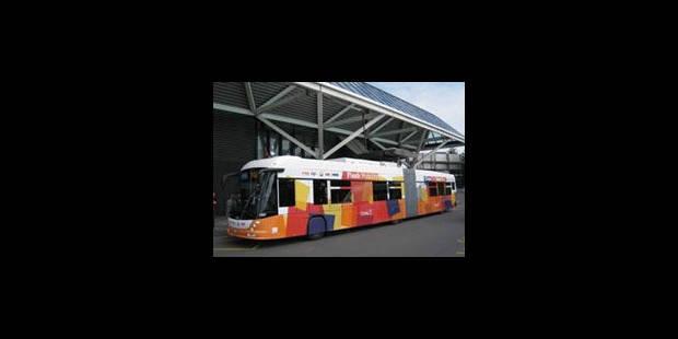 La Stib séduite par le bus électrique genevois - La Libre