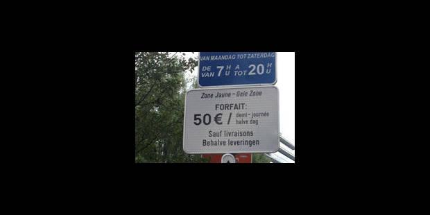 Faut-il rendre le prix du parking dissuasif dans les villes? - La Libre