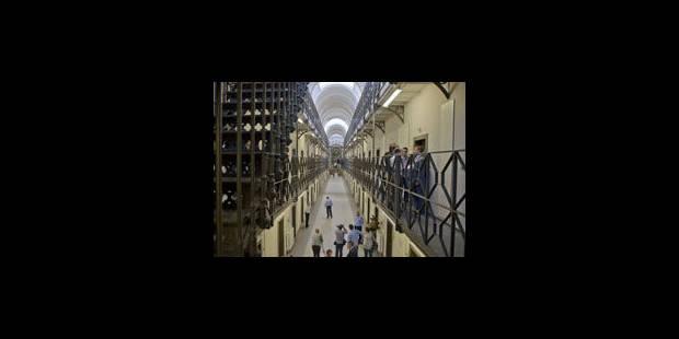 La Justice établit une liste des détenus dangereux - La Libre