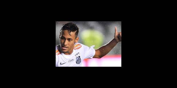 Le Brésilien Neymar rejoint l'Europe et le Barça - La Libre