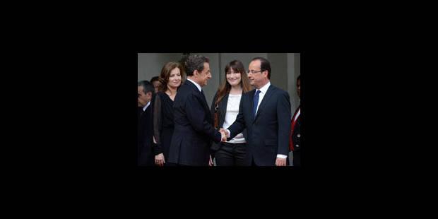 Hollande/Sarkozy : si loin, si proches - La Libre
