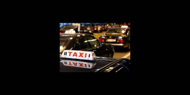 Une appli pour trouver un taxi