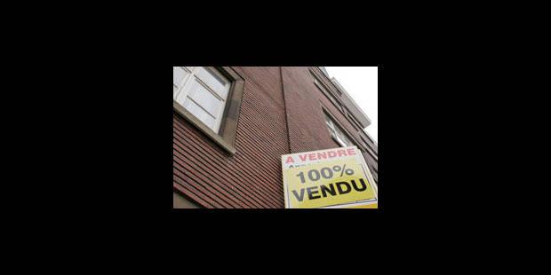 Bruxelles dope l'immobilier belge - La Libre