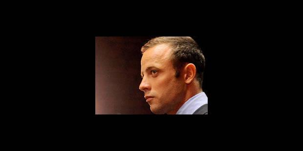 Pistorius ne participera à aucune compétition cette année - La Libre