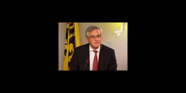 La Flandre, moteur économique de la Belgique, selon Kris Peeters - La Libre