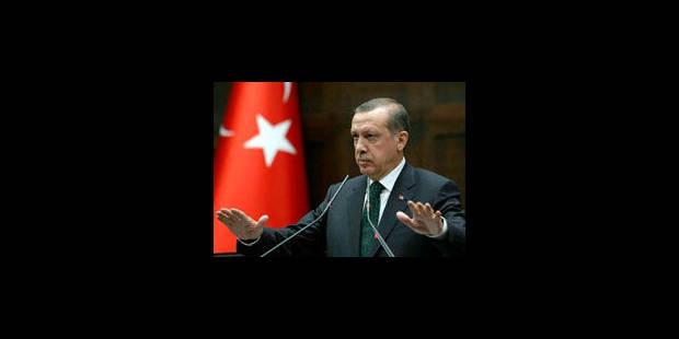 """La Turquie juge """"inacceptable"""" une résolution du Parlement européen - La Libre"""