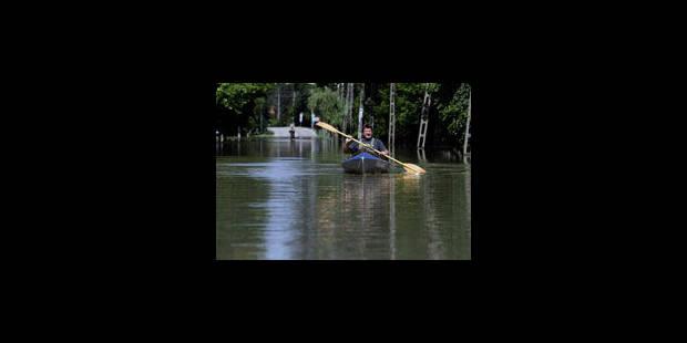 Inondations: le Danube atteint un niveau record - La Libre