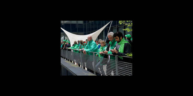 Action des syndicats des secteurs fédéraux de la Santé lundi matin - La Libre