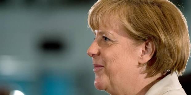 Merkel veut le retour d'ARD et ZDF sur Belgacom TV - La Libre