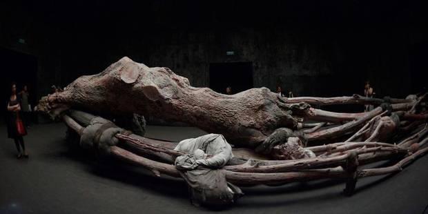 Biennale de Venise: le pavillon belge officiellement inauguré - La Libre