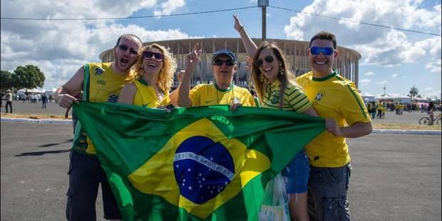 Le prix (fort) à payer pour suivre les Diables au Brésil - La Libre