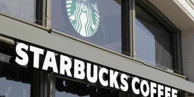 Starbucks entre en gare de Namur - La Libre