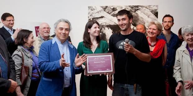 "Prix ""Arts Libre"" : Emmanuel Bayon, ""artiste secouriste"" - La Libre"