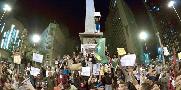 Édito: Brésil, la peur de redevenir pauvres - La Libre