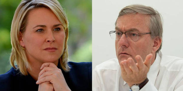 Stade national: Céline Fremault a-t-elle encore sa place au gouvernement bruxellois? - La Libre