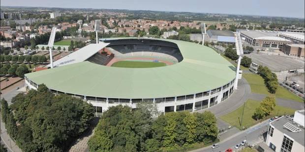 Le Stade national, méfiance maladive - La Libre