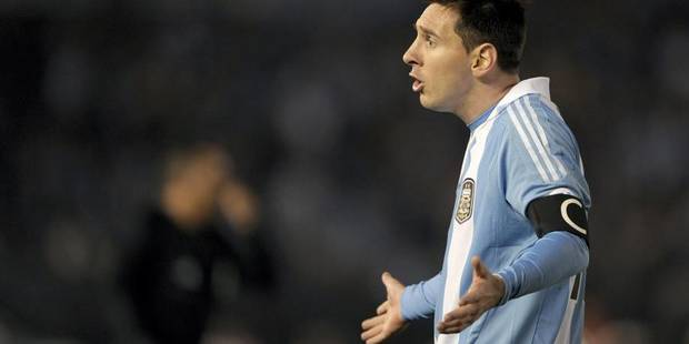 Lionel Messi, soupçonné de fraude fiscale, mis en examen - La Libre