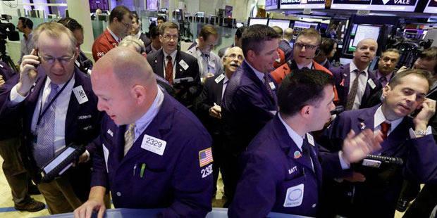 Pire journée de l'année à Wall Street