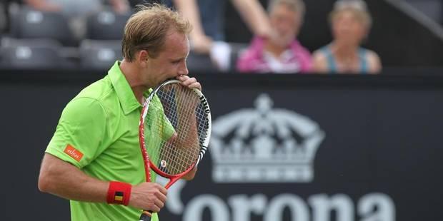 Wimbledon : Nadal pour Darcis, Tsonga pour Goffin - La Libre