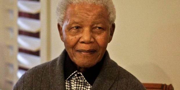 """Mandela toujours dans un état """"sérieux"""" mais """"stable"""" - La Libre"""