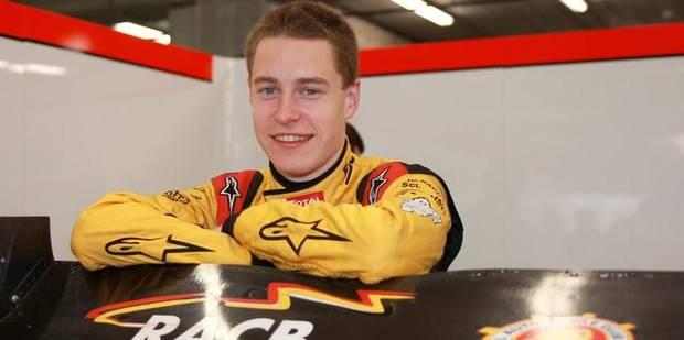 Formula Renault 3.5: Stoffel Vandoorne vainqueur à Moscou - La Libre