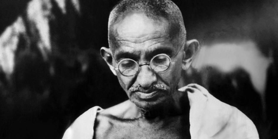Quand Gandhi faisait de la résistance