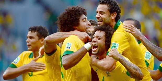 Coupe des Confédérations: Victoire de prestige pour le Brésil - La Libre