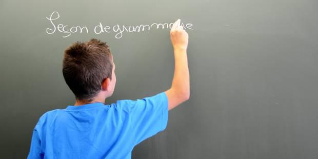 L'apprentissage de l'écriture cursive est-il révolu ? - La Libre
