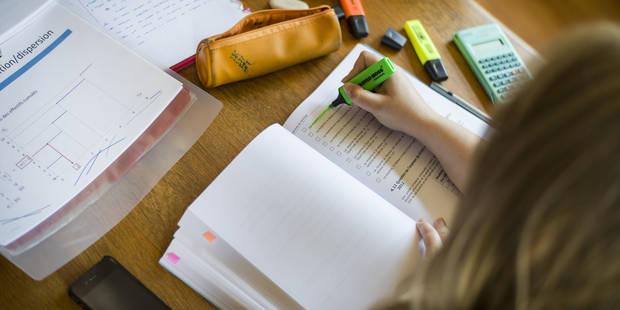 96,3% des élèves ont réussi le CEB. Un examen trop facile? - La Libre